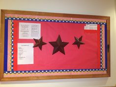 Found these inexpensive  rustics stars at Walmart… Nice way to display our patriotism!