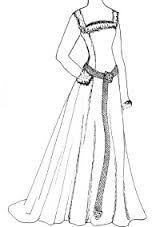 1400 century dresses - Google Search