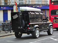 land rover defender by icon.  bad  ass.