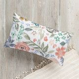 """""""English Garden"""" - Pillows in Blossom by Alethea and Ruth."""