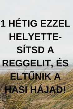 1 hétig ezzel helyettesítsd a reggelit, és eltűnik a hasi hájad! Herbal Medicine, Natural Oils, Natural Remedies, Health Tips, Herbalism, Healthy Living, Health Fitness, Weight Loss, Kili