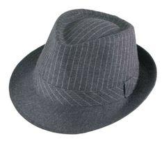 Henschel Gentleman-Pinstripe Hat 95126 at Viomart.com
