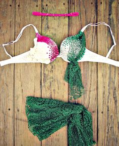 The Little Mermaid Rave Outfit by TheLoveShackk on Etsy