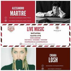 Questa sera io e @alessandro_martire_composer vi aspettiamo alla @la_terrazza_boscolo_dama con un po' di musica  #ChiaraLosh #music #live #livemusic #happyhour #dinner #boscolo #boscolohotel #terrazzaboscolo #singer #sing #piano #musica #show #acousticcover #artist #tonight #Milano #Milan #duomo #event #alessandromartire
