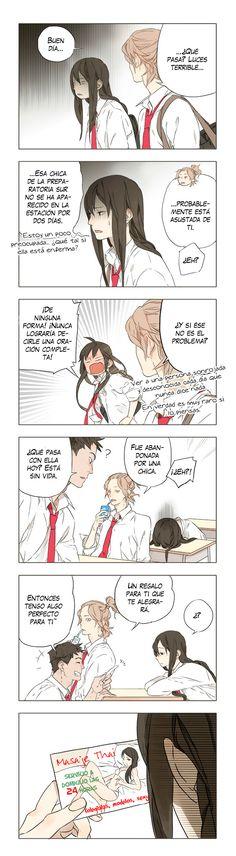 Manga Their Story Capítulo 1 Página 6