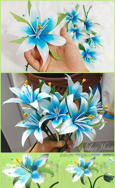 PROGRESS: Silent Princess Flowers from BotW by LayzeMichelle