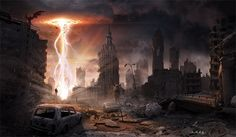 """""""The Portal. It's what Destroyed this world."""""""