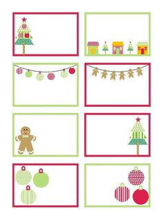 Free Christmas labels to print and use ART CO . Christmas Tags To Print, Christmas Sheets, Christmas Gift Decorations, Christmas Crafts For Gifts, Diy Christmas Cards, Christmas Gift Tags, Christmas Printables, Gift Card Basket, Gift Card Bouquet