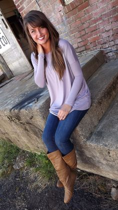 Lilac Piko {BACK IN-STOCK}