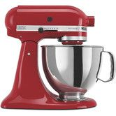 Artisan Series 5 Qt. Stand Mixer with Pouring Shield