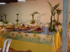 WL Buffet: FESTA HAVAIANA