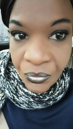 My favorite lip shades..... Mac Iconium and Icon highlighted with teddy and shotgun!!!!!!