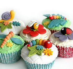 Doğum günleri için en ilginç cupcakler  http://www.buldumbuldum.com/hediyesi/ilginc-hediyeler/