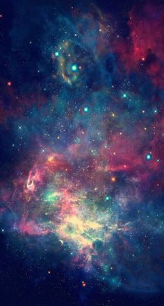 colorfull galaxee
