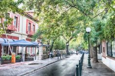 Kifissia, Athens, Greece Visit Turkey, Athens Greece, Ancient Greece, Landscapes, Greek, Street View, Country, Retro, City