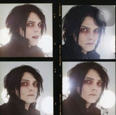 """""""How to eye-fuck the camera"""" by Gerard Way"""