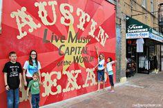 Austin Mural Photo Scavenger Hunt
