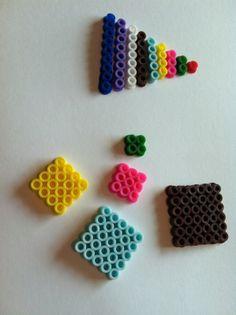 Montessori bead material.