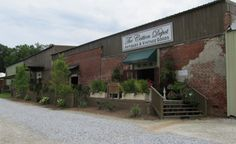 The Cotton Depot ~ Monroe, Georgia  Make a day of the wonderful shops in Monroe!