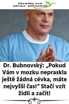 """Dr. Bubnovský: """"Pokud Vám v mozku nepraskla ještě žádná cévka, máte nejvyšší čas!"""" Stačí vzít židli a začít! Diabetes, Detox, Health, Couple, Anatomy, Health Care, Diabetic Living, Salud"""