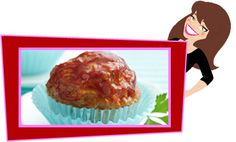 Turkey & Veggie Meatloaf Minis Recipe   Comfortably Yum!   Hungry Girl TV Show