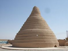 It's Not Rocket Science #3: Yakhchal. By 400BC, Persians had developed a system for making ice in winter and storing it throughout the summer and in a hot desert climate, in buildings they called yakhchal.