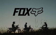 Fox Head Inc, aka Fox Racing, is the most recognized and best-selling brand of mx apparel in the world today - Fox has been a motocross icon since Fox Motocross, Motocross Quotes, Dirt Bike Quotes, Enduro Motocross, Fox Racing Tattoos, Fox Racing Logo, Fox Logo, Motocross Maschinen, Subaru