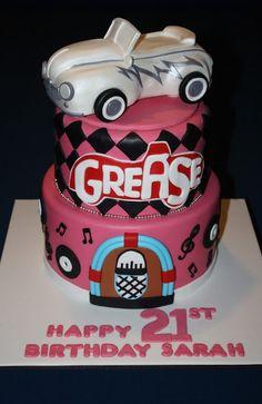Grease cake @Suzanne Swanepoel @Theresa-Anne Bihlmaier
