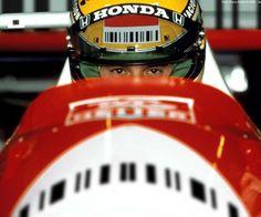 #Senna #McLaren #Honda