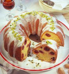 Ring Cake, Holiday Dinner, Pound Cake, Bagel, Scones, Macarons, Doughnut, Cake Recipes, Muffin