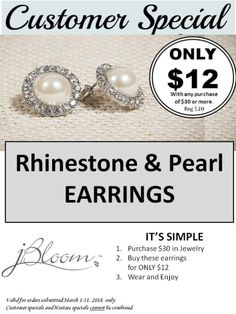 March only! Please order at myjbloom.com/laurahatch