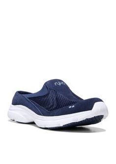 Ryka Blue Tranquil Slip Resistant Athletic Shoe