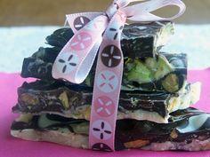 Marble Pistachio Bark