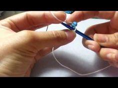 Crochet Wrap Bracelet Tutorial
