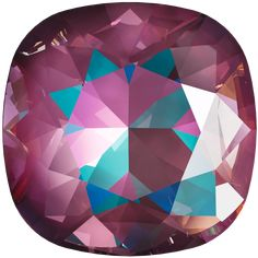 Swarovski 4470 Cushion Cut Square Fancy Stone is a brilliantly elegant design. Shown here in Crystal Burgundy DeLite, Clear Crystal, Crystal Beads, Swarovski Crystals, Fancy, Premium Brands, Almost Perfect, Square, Cushion Cut, Stones And Crystals