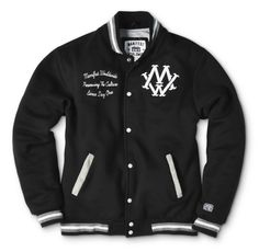 That's right all you 93 fans, we decided to go all out and get a very limited run of these custom made baseball jackets to show our love for the greatest year in hip hop. This isn't a blank that's been decorated, no this jacket is fully custom made from the snap front black fleece outer shell to ...