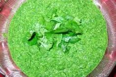 Индийский соус чатни с кинзой - рецепт