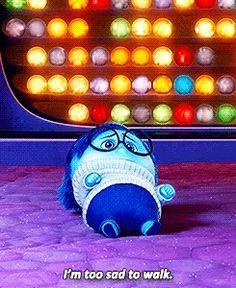 sad quotes • sadness • inside out • joy • joy x sadness • emotions ...