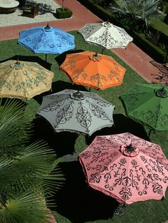 Wonder why I always love umbrellas and parasols so?