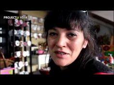 PINTURA -  ENTREVISTA COM PAULA PICUETA Mushrooms, Doors, Color, Interview, Pintura