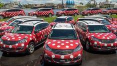 Orlando Sentinel's Central Florida 100: Disney Lyft Deal - Our Life In Business  #disney #minnievans #orlando #larrypino Larry Pino