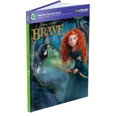 LeapFrog LeapReader Book: DisneyᅡᄋPixar Brave
