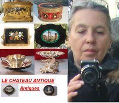 Visit and like us on: www.rubylane.com/shop/chateau www.rubylane.com/shop/akaham