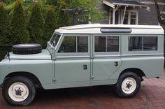 1966 Land Rover Series IIA 109