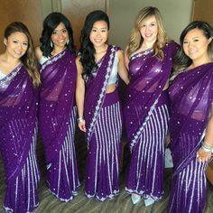 cool vancouver wedding Sal's gals 👭👭 💍 #indianwedding #together #marriage #celebrate #bridesmaids #ido #celebration #wedding #salandal  #vancouverindianwedding #vancouverwedding #vancouverwedding