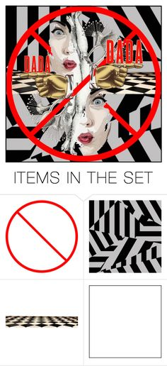 """Double Vision"" by merimagic ❤ liked on Polyvore featuring art"