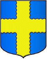 19- blason de la famille Chenin: d'azur à la croix engreslée d'or. -§ CHAMBRE-CHENIN: .. au secours du futur Charles VII jusqu'à être le capitaine de sa garde du corps et un de ses confidents les plus proches. Nous savons que plusieurs complots eurent lieux contre Charles VII. Certains furent commandités par le futur Louis XI et les Ecossais de la garde du corps furent parfois impliqués.