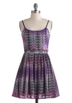 Chalk Artist Dress, #ModCloth
