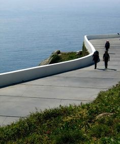 Adaptation of the Surroundings of the Lighthouse of Finisterre by RVR Arquitectos « Landscape Architecture Works | Landezine