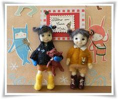 Kit-Kat e Matilda Tiboo